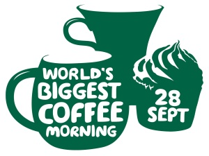 Picture of the World's Biggest Coffee Morning Logo
